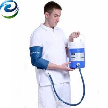 Chaud fonctionnant facile fonctionnant le refroidisseur médical matériel de refroidissement de cou de coude médical de TPU