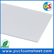 18mm Kabinett-Möbel, die PVC-Schaum-Brett-Lieferant produzieren (Farbe: Reines Weiß)