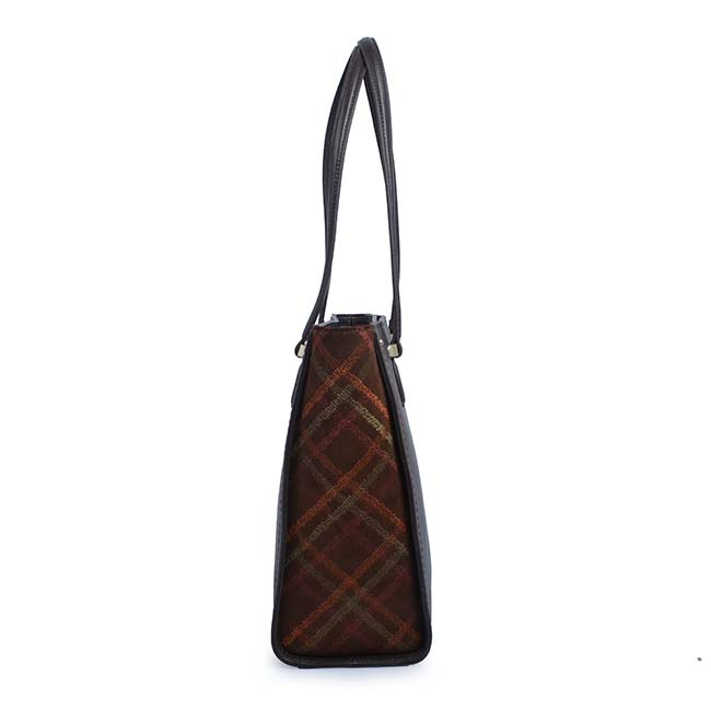 Design Soft Genuine Leather Handbags Women Shoulder Bags