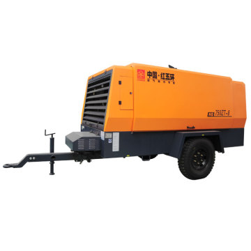 HG750-8C high pressure diesel screw air compressor