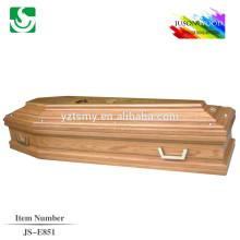 pinte as alças de jesus dourado para thicken caixão