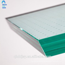 sale 8+8+8mm bulletproof glass for bank counter