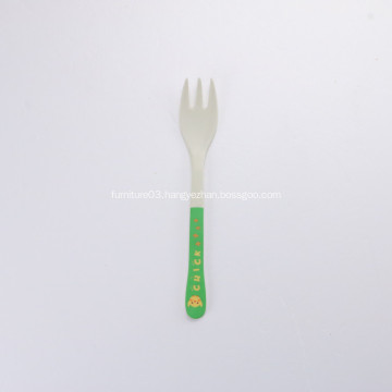 Kid Friendly Baby Cute Feeding Fork