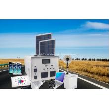 Alimentation de secours pour système de stockage d'énergie solaire