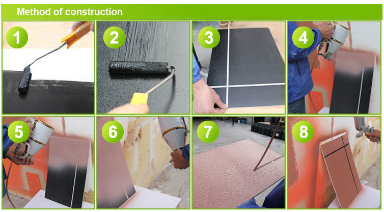 faux stone spray paint