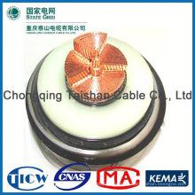 Высококачественный кабель 220 кВ xlpe