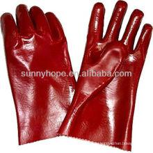 Перчаточные перчатки из ПВХ