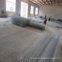 Cheapest Galvanized Gabion Basket From Anping in China