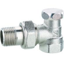 J3010 latão válvula de retenção de batente
