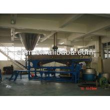 Floor tile material production line