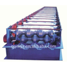 QJ steel dust shield roll forming machine