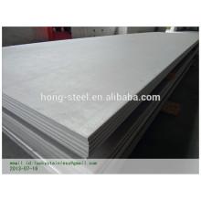 preço de chapa de aço inoxidável ASTM 310S