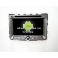 Quad-Core! Auto-DVD mit Spiegellink / DVR / TPMS / OBD2 für 7-Zoll-Touchscreen-Quad-Core 4.4 Android-System Ssangyong Rodius