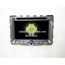 Quad-Core! Auto-DVD mit Spiegellink / DVR / TPMS / OBD2 für 7-Zoll-Touchscreen-Quad-Core 4.4 Android-System Ssangyong Rodius