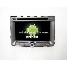 Четырехъядерный!автомобильный DVD с зеркальная связь/видеорегистратор/ТМЗ/obd2 для 7inch сенсорный экран четырехъядерный процессор андроид 4.4 системы Санг Йонг Родиус