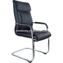 Ergonomic office chair metal armrest