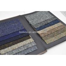 Diseño superventas Harris Tweed tela 100% lana virgen ancho 150cm