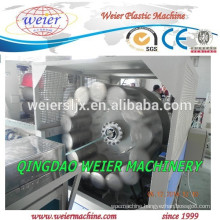 PVC fiber braid hose manufacture machine line