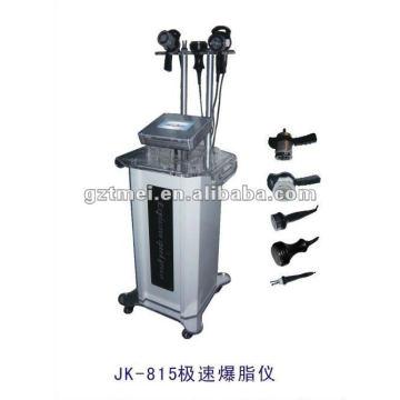 5 alças embelezando gordura reduzem a máquina de emagrecimento de cavitação de lipoaspiração ultra-sônica