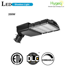 DLC 200Watt 300watt LED Shoebox Lighting