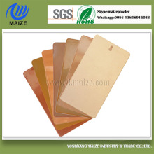 Smooth Effect Powder Coating for Outdoor Use