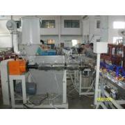 Single screw extruder for plastic coating machine for coati