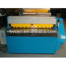Machine à découper et découper le fil qh11d 3,5 * 1300 / machine à découper la tôle de cuivre / petite machine à cisailler les plaques