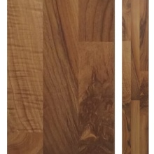 Sistema de travamento rápido para piso de madeira de vinil