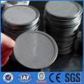 Stainless Steel Wrapping Filter