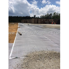 PP Biaxial Geogrid Geocomposite