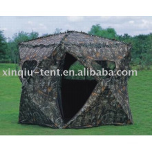 2 person camouflage hunting tent