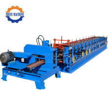 Galvanized Metal Z Purlin Cold Roll Forming Machine