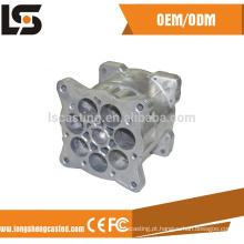 peças sobressalentes para tesão de fundição de alumínio