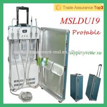 MSLDU19M 2016 Neue Portable Dental Unit China Fertigung Dental Stuhl