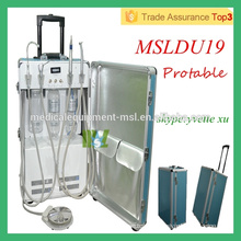 MSLDU19M 2016 New Portable Dental Unit China Manufacture Dental chair