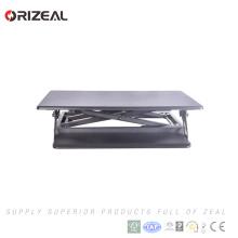 Debout travail hauteur réglable pc bureau riser s'asseoir stand bureau ordinateur bureau table Offre spéciale