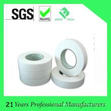 Высокое качество Водонепроницаемый двойной Бортовой ленты ткани с белым цветом