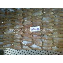 Clean Frozen Skinned Fish