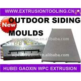 WPC Outdoor Siding Molds extrusion die