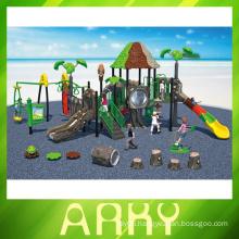 Outdoor kids playground equipment 2014