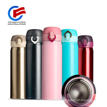 New Bike Bicycle 500ml Sports Stainless Steel Water Bottle Vacuum Flask Hot Cold