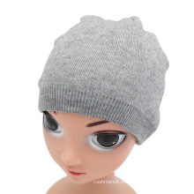 material de cashmere bebê menino inverno chapéus