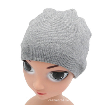 cashmere material baby boy winter hats