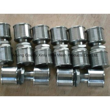 Bocal de pulverização de água Ss316 (ISO)
