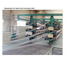 Генеральный использования стали шнур огнестойкие ленточный конвейер