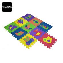 EVA Animal Print Jigsaw Детская напольная коврик