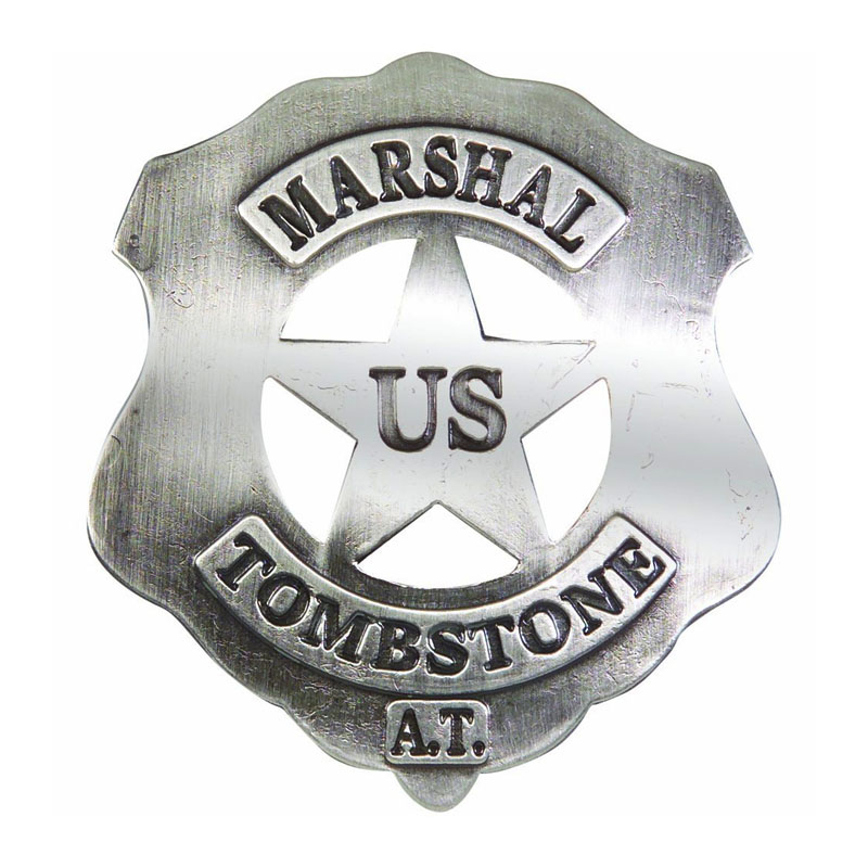 U S Marshall S Badge