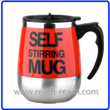 Self Stirring Mug, Coffee Mug, Electric Travel Mug (R-E023)