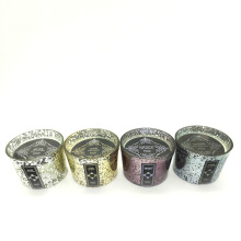 Oem Branded Small Round Scented Wedding Candle Tea Light Candle