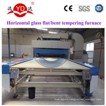Continuous Production Tempered Glass Furnace for Sale